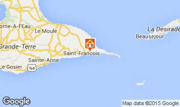 Mapa Saint Francois Vivenda 8020