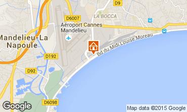 Mapa Cannes Estúdio 5505