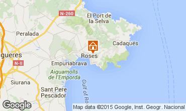 Mapa Rosas Vivenda 80944