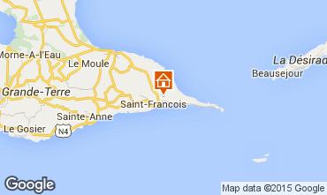 Mapa Saint Francois Est�dio 94193