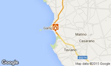 Mapa Gallipoli Apartamentos 99290