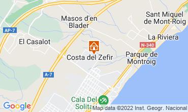 Mapa Miami Playa Casa 102935