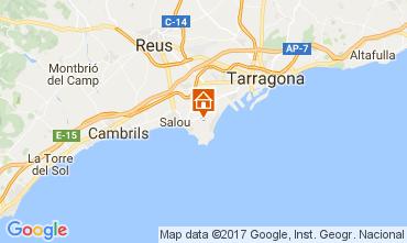Mapa Salou Vivenda 107778