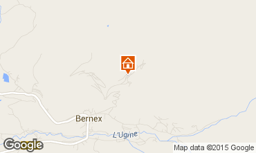 Mapa Bernex Chal� 101157