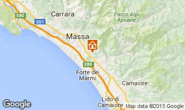 Mapa Pietrasanta Casa 97321