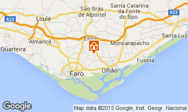 Mapa Olhão Casa 88041