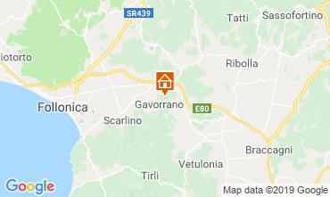 Mapa Gavorrano Vivenda 118750