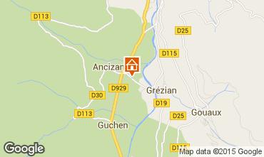 Mapa Saint Lary Soulan Apartamentos 79767