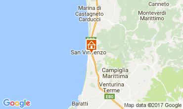 Mapa San Vincenzo Vivenda 108891
