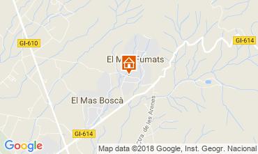 Mapa Rosas Vivenda 92322