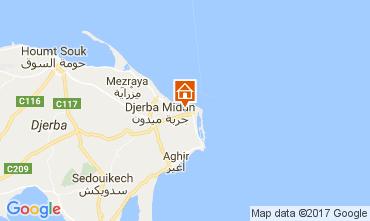 Mapa Djerba Vivenda 112810