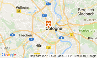 Mapa Colónia Apartamentos 107317
