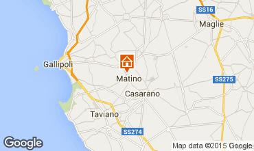 Mapa Gallipoli Apartamentos 97824
