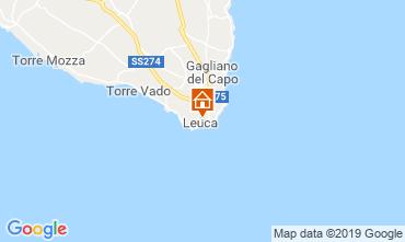 Mapa Santa Maria di Leuca Vivenda 118108