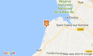 Mapa Cayeux-sur-Mer Apartamentos 114841