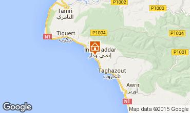 Mapa Taghazout Casa 48489