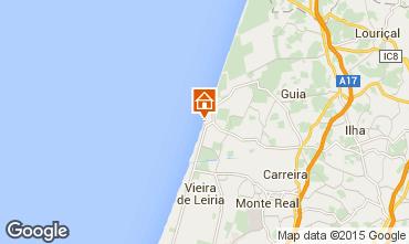 Mapa Praia do Pedrog�o Apartamentos 84912
