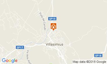 Mapa Villasimius Casa 113165