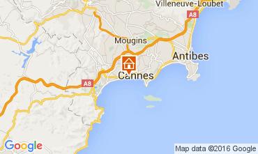 Mapa Cannes Apartamentos 104812