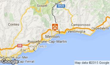 Mapa Menton Casa de turismo rural/Casa de campo 88518
