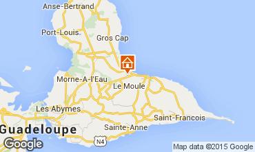 Mapa Le Moule Vivenda 90491