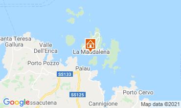Mapa La Maddalena Estúdio 87021