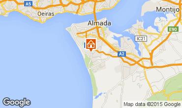Mapa Lisboa Apartamentos 94305