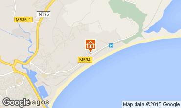 Mapa Meia Praia Apartamentos 54542