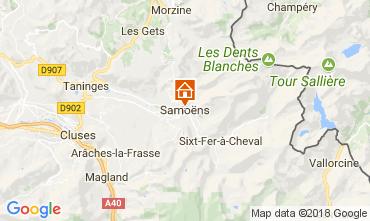 Mapa Samo�ns Est�dio 66514