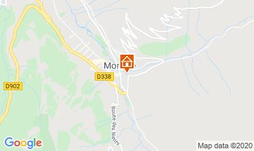 Mapa Morzine Apartamentos 27838