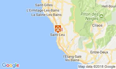 Mapa Saint Leu Apartamentos 112298
