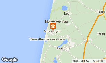 Mapa Messanges Vivenda 82072