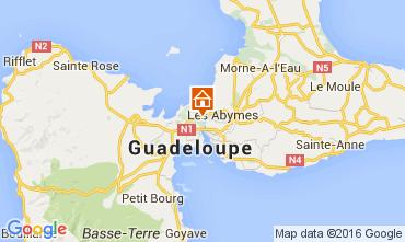Mapa Saint Francois Apartamentos 104157