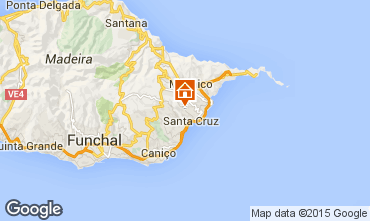 Mapa Santa Cruz Casa 66093