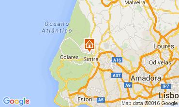 Mapa Sintra Vivenda 95627