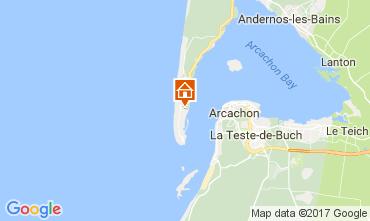 Mapa Cap Ferret Vivenda 111291