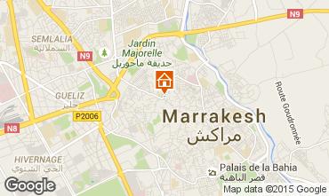 Mapa Marraqueche Casa 14098
