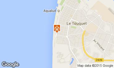 Mapa Le Touquet Estúdio 71541