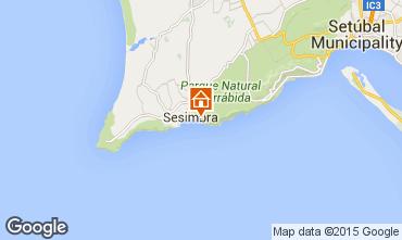 Mapa Sesimbra Apartamentos 77501
