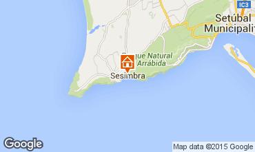 Mapa Lisboa Apartamentos 99771