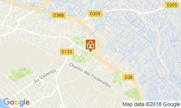 Mapa Saint Jean de Monts Mobil Home 115158
