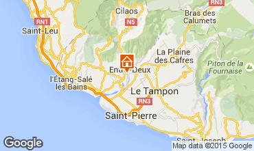 Mapa L'Entre Deux Vivenda 73361