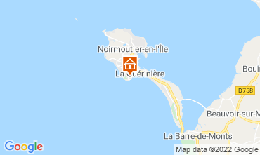 Mapa La Guérinière Casa 41372