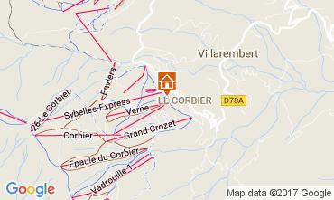 Mapa Le Corbier Estúdio 39509