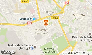 Mapa Marraqueche Apartamentos 14127