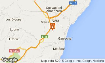 Mapa Mojácar Casa 77361