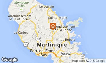Mapa Gros-Morne Casa de turismo rural/Casa de campo 62747