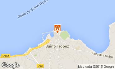 Mapa Saint Tropez Estúdio 80076