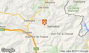 Mapa Morillon Grand Massif Apartamentos 29272