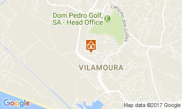 Mapa Vilamoura Apartamentos 73202